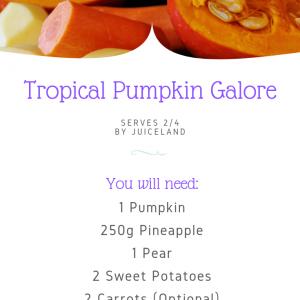 Tropical Pumpkin